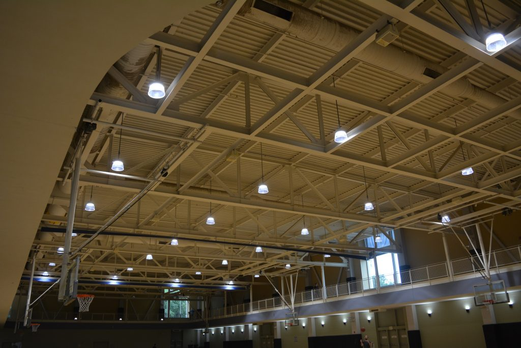Rec Center LED bulbs