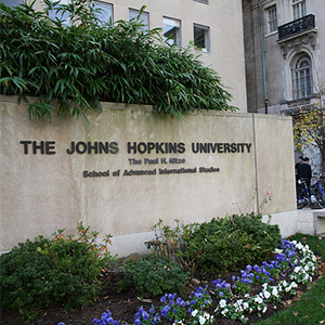 JHU Washington, D.C. campus