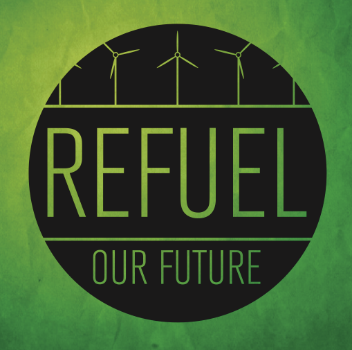 Refuel Our Future logo