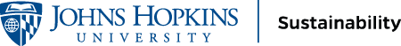 Johns Hopkins University Office of Sustainability logo