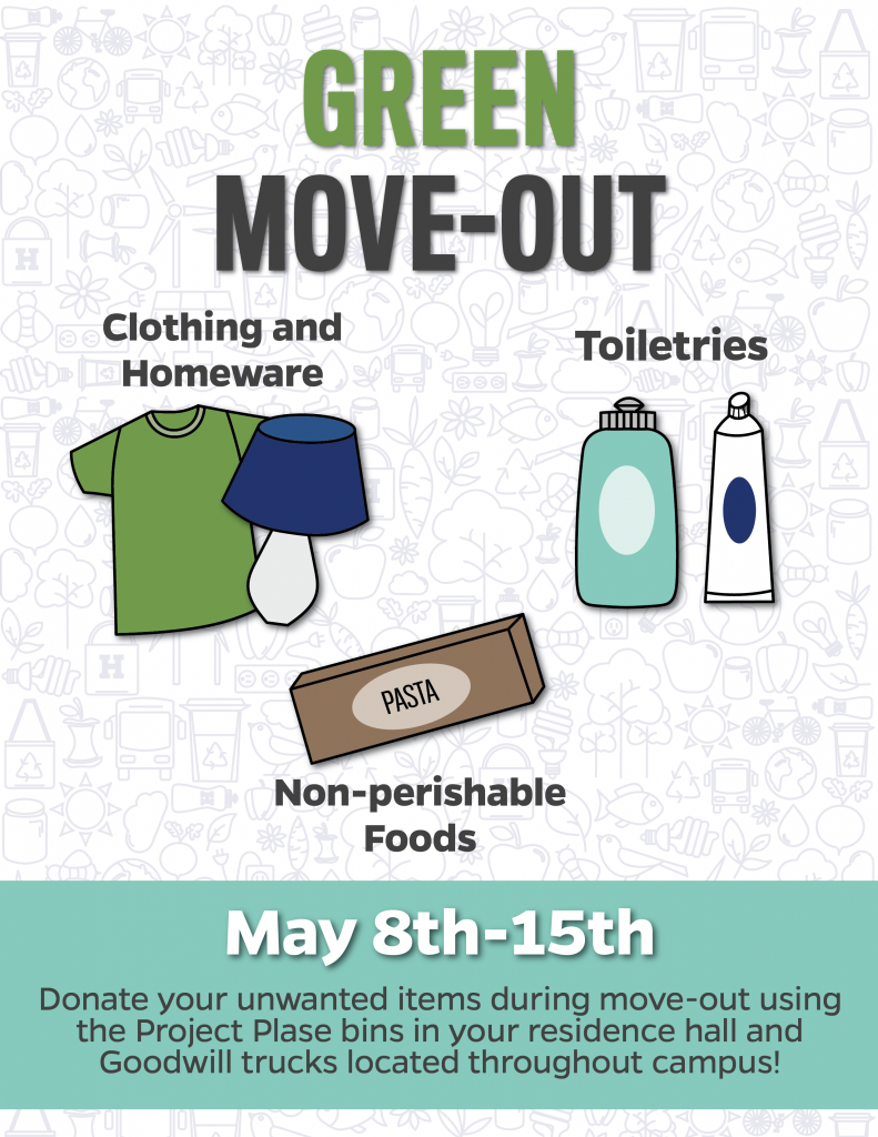 Green Move Out Flyer