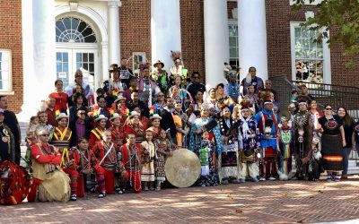 Indigenous Peoples' Day Pow Wow fall 2019